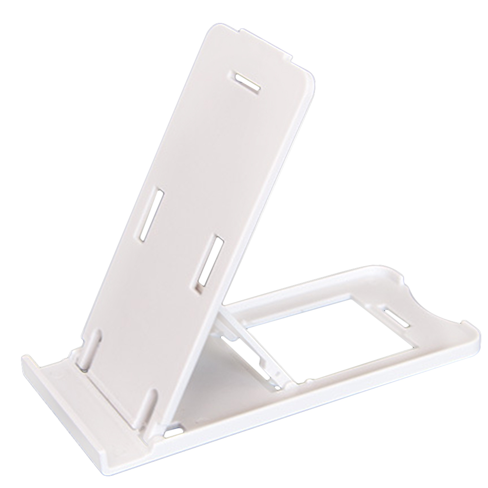 Rectangle Shape Portable Tablet Stand Office Multifunctional Easy Use Mount Holder Universal Desk Adjustable Angle Accessories