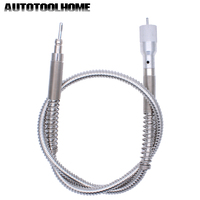 AUTOTOOLHOME 37 5 Flexible Shaft Stainless Steel Flex Shaft For Dremel 3000 Electric Grinder Rotary Tools