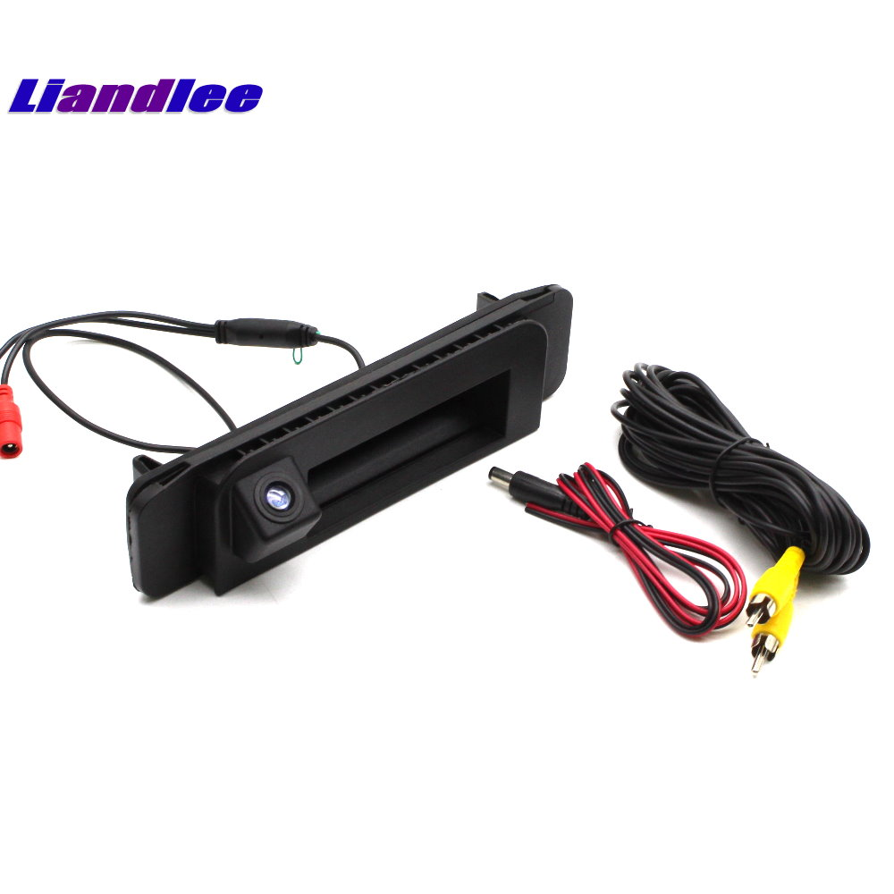 Liandlee For Mercedes Benz New C Class Original Screen Update System Car Rear Reverse Parking Camera Digital Decoder Rear camera in Vehicle Camera from Automobiles Motorcycles