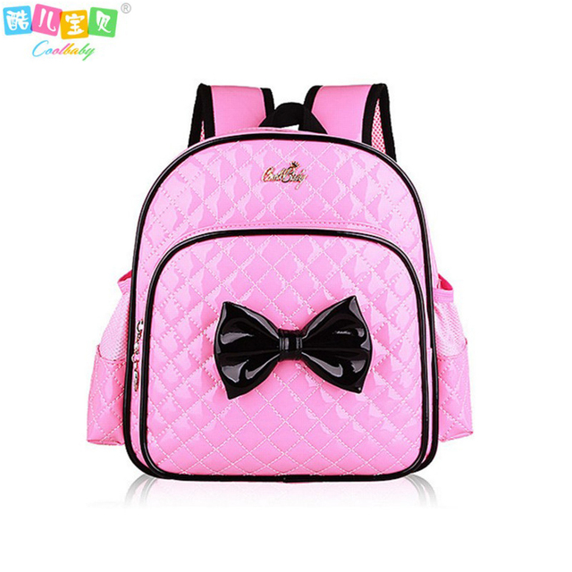 de593c8832 New Fashion Children School Bags for Girls Backpack Cute Big Bow  Kindergarten Kids Schoolbag Waterproof Child Bag Baby Backpacks