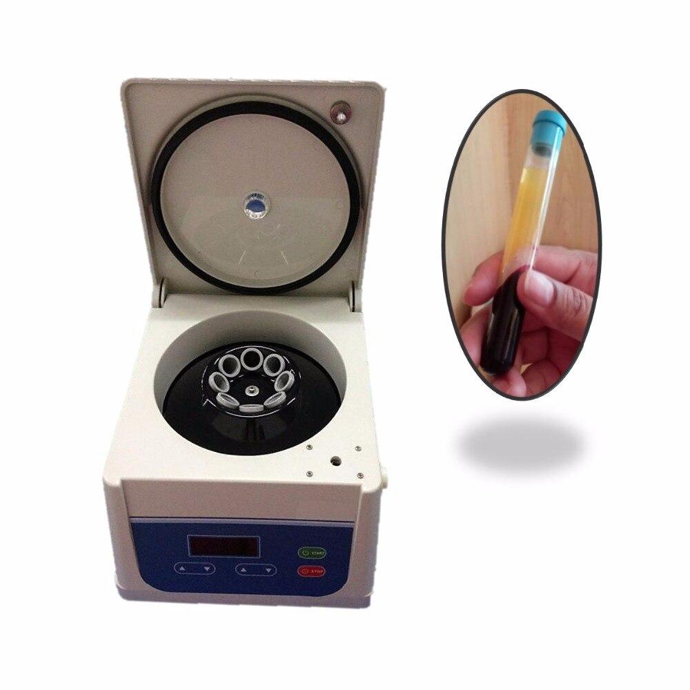 Wirówka z fibryną o wysokiej zawartości płytek krwi, probówka - Hygiena jamy ustnej - Zdjęcie 6