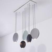 Post modern Designer Pendant Lights Dining Room Restaurant Simple Pendant Lamps Nordic Round Macaroon Home Decor Bedside Lamps