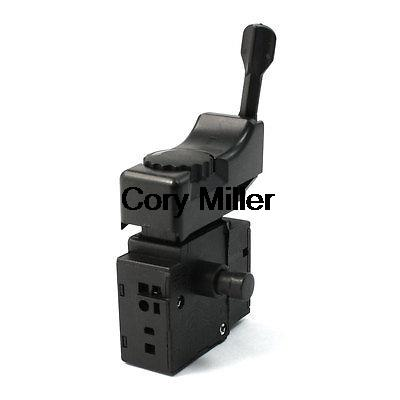 FA2-6/1BEK Lock on Power Tool Electric Drill Speed Control Trigger Switch spno 5e4 lock on electric drill power tool trigger switch