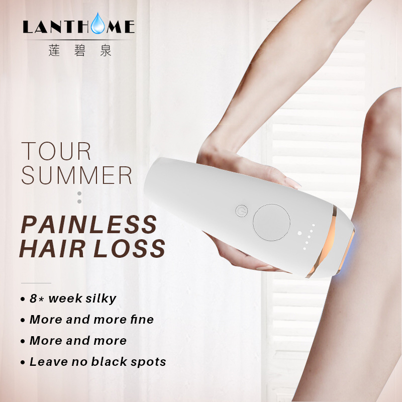 Hair Removal Cream Shaving & Hair Removal Ipl Photo Laser Epilator Hair Removal Devices Ice Point Painless Smooth Body Hair Removal Treatment Pubic Hair Growth Inhibitor