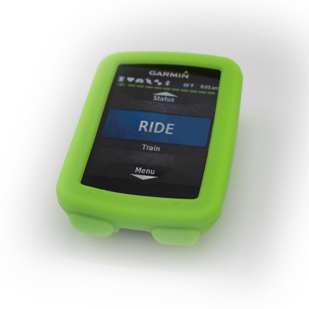 Դեպքի ծածկ `Garmin Edge 520 GPS հեծանվորդի - Հեծանվավազք - Լուսանկար 3
