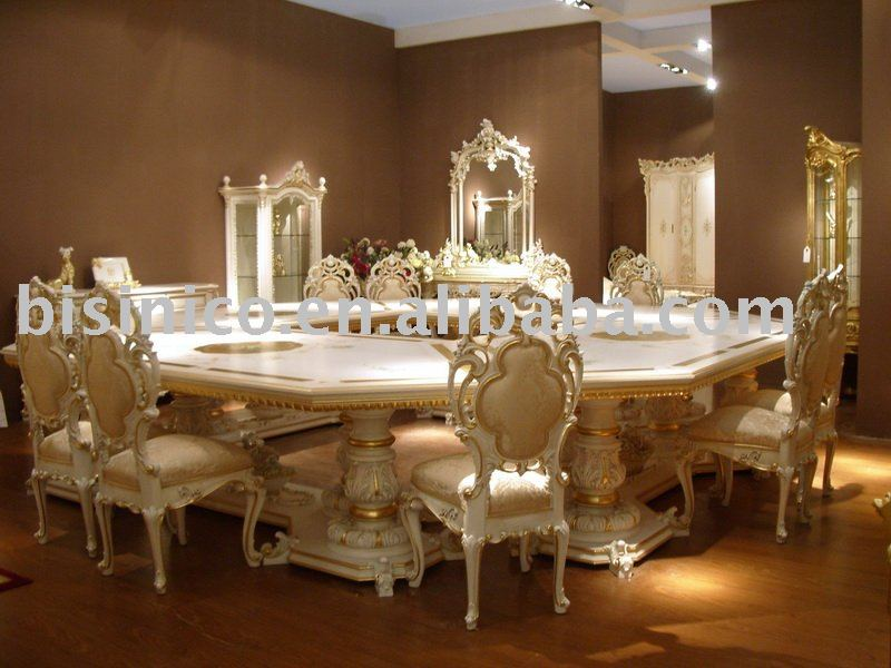 Luxury European Style Conference Table And Chair Office