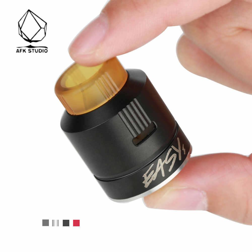 Original AFK STUDIO EASY ONE EDA RDA Easy Dripping Dual Coil