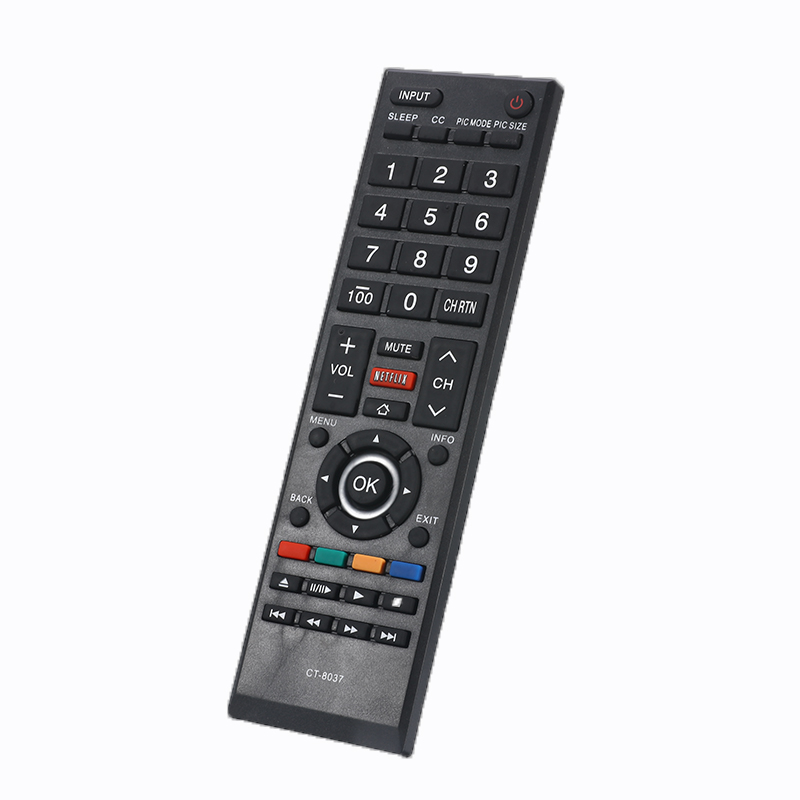 New High Quality Remote Control for Toshiba CT-8037 LCD TV 4
