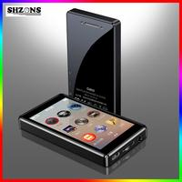 8GB Touch Screen MP4 Player Video Playback Lossless Music Player FM Radio Recording Video Players E book Built in Speaker