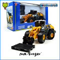 Mr.Froger Forklift Ioader model alloy Engineering Construction vehicles truck Refined metal Decoration