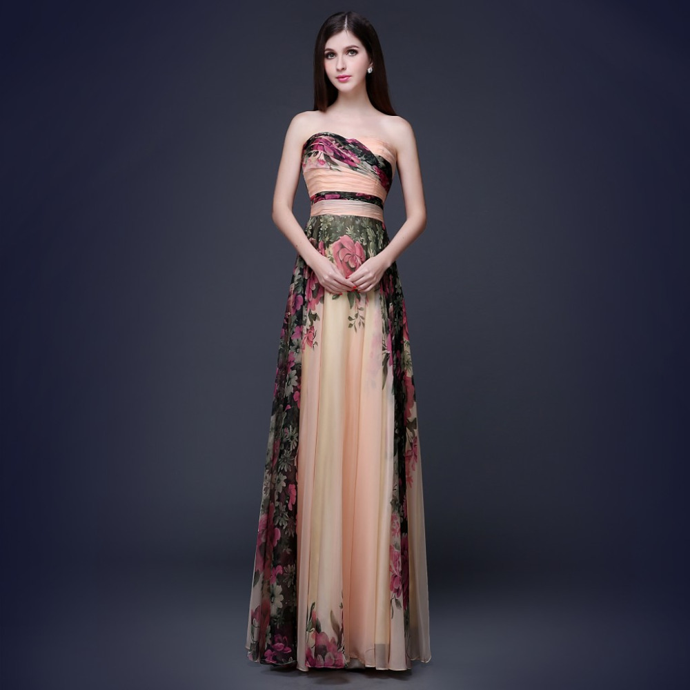 Compare Prices on Floral Evening Gown- Online Shopping/Buy Low ...