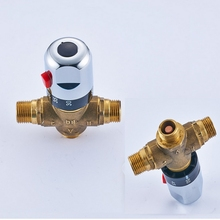 Brassthermostatic термостатические смесители контроля смеситель температуры клапан