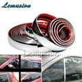 Etiqueta do carro Cromo Decoração Tira Para Chevrolet Sail Epica Cruze Aveo Captiva Lacetti TRAX Para Acura MDX RDX TSX Acessórios