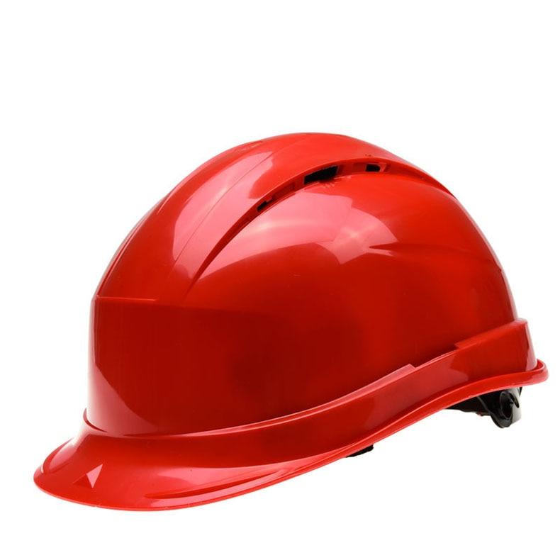 Safety Helmet High density Polypropylene Construction Helmets Breathable Hard Hat Head Protection Security Work Cap PP Helmet (2)