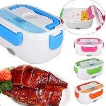 Tragbare Erhitzt Lunchbox Elektrische Heizung Lkw Backofen Herd Office Home Kostwärmer J2Y