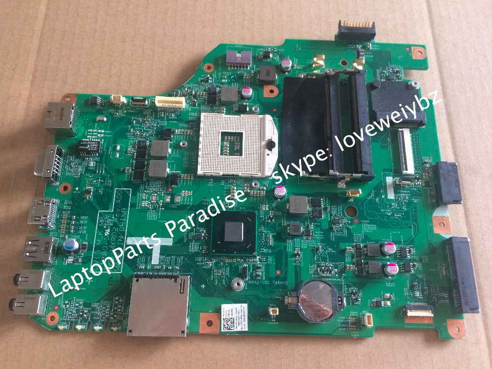 ФОТО Working Excellent 0W8N9D Mainboard For DELL Inspiron 3520 motherboard PWB: MXRD2