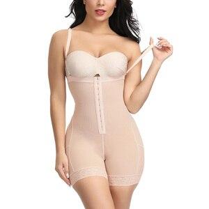 Image 4 - Hexin cinta de treino de cintura alta, levantador de bumbum, modelador, emagrecimento, calcinha modeladora