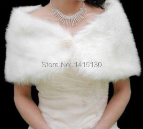 Sjaal voor trouwjurk