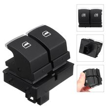 #5K3959857 4 Pins ABS Front Driver Side Electric Power Window Switch For VW/Passat/Caddy/EOS/Golf/Touran/GTI/Rabbit B6 2006 2007(China)
