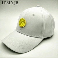 LDSLYJR 2017 Cotton Volleyball Adjustable Baseball Cap Snapback Cap Travel Outdoor Golf Sports Hat For Men