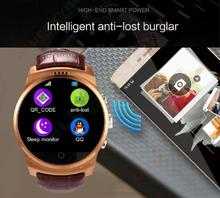 Free shipping!G601 Bluetooth IPS Smart Watch Phone GSM SIM Card For Android IOS