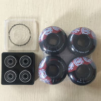 New High Quality Element Size 52mm Skate Wheels With Five Colors Skateboard Parts Element ABEC 3