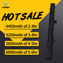Laptop Battery For ASUS 0B110-00250100 A41N1308 A31N1319 X451 X551 X451C X451CA X551C X551CA notebook bateria akku цены онлайн