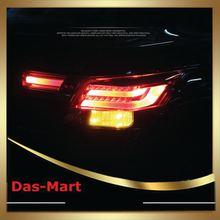 Car Accessories For Honda Accord Tail Lamp Rear Light 2008-2013 DRL+Turn Signal+Brake+Reverse