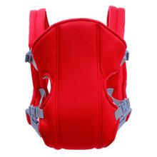Многофункциональный хлопковый рюкзак кенгуру для детей 4–18
