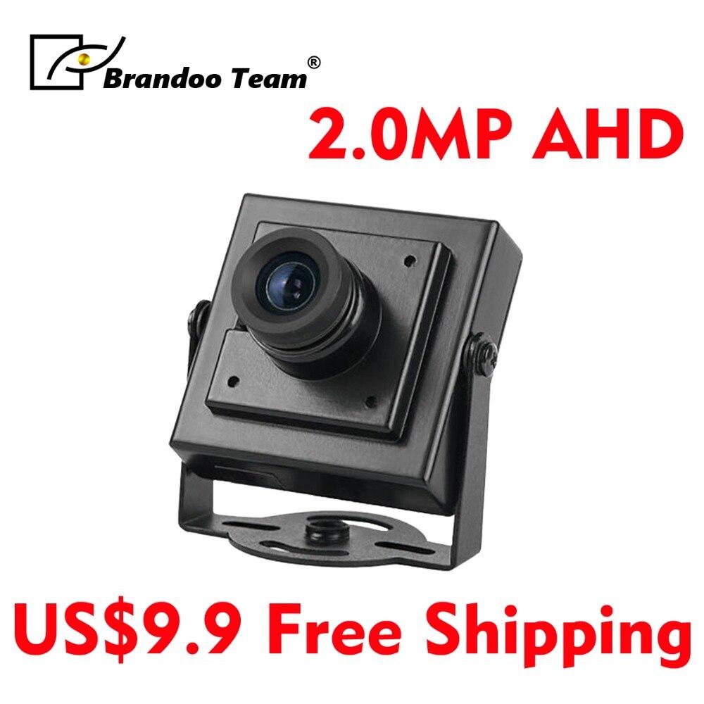 Mini Surveillance camera,1080p ahd camera, mini square camera HD,mini cctv camera 2MP AHD digital camera for 1080P DVR 760 ahd car camera 20pcs lot ahd 1080p camera 20pcs camera