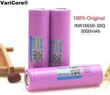 6 ШТ. 100% Оригинал новый 30Q INR18650 батареи 3000 мАч литий-ионная Аккумуляторная батарея Электронная сигарета специальные