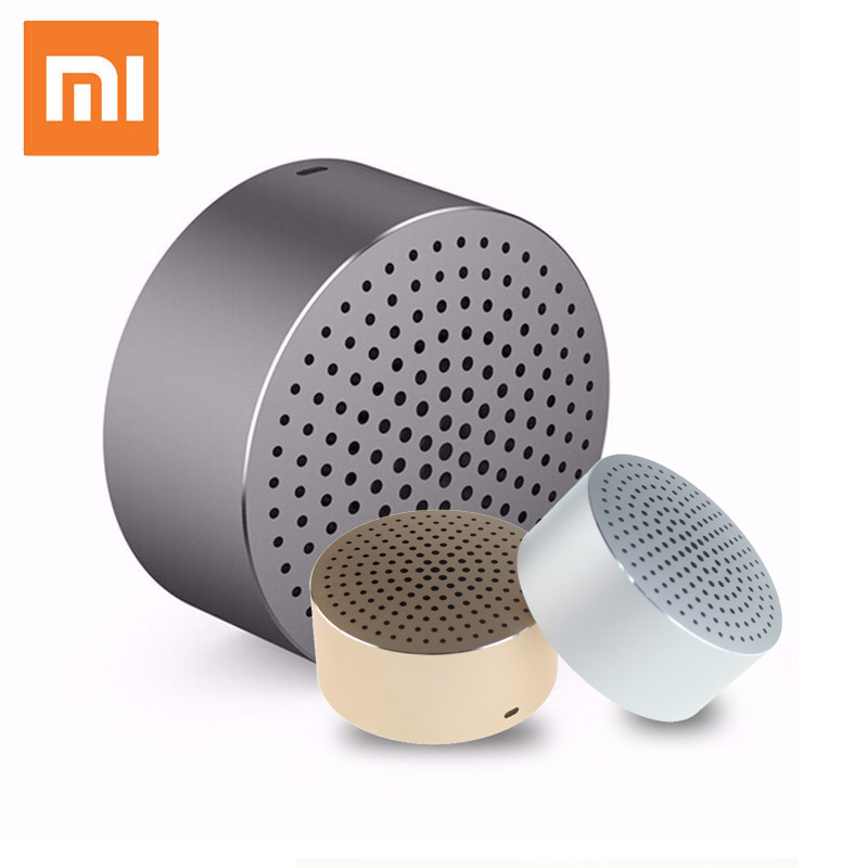 Xiaomi Mi Outdoor Wireless Bluetooth 4.0 Stereo Portable Speaker Mini Bluetooth MP3 Player Phone Music Speakers Hands-free Calls
