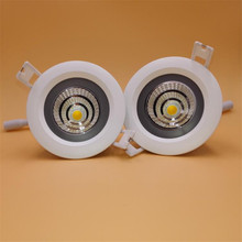 Factory Hot sale 20W COB Led Down light Waterproof IP65 COB Led Ceiling Light Warm White/White/Cool White 85-265V/AC 3w 170 lumen 6500k white led ceiling lamp down light ac 85 265v