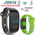 Smart Band Heart Rate Bracelet JW018 Bluetooth Smartband Sports WristBand Pedometer Sleep Monitor Call Reminder Wrist Watch TW64