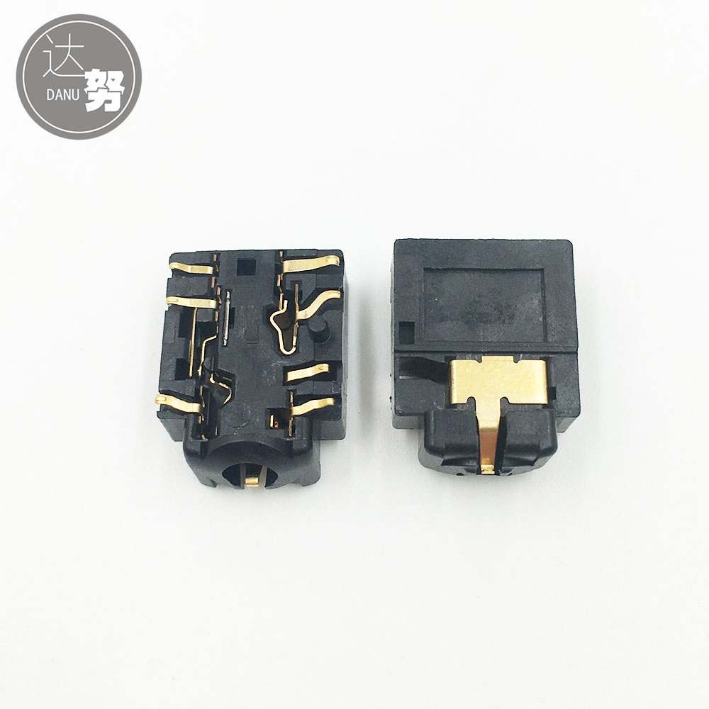 2PCS 3.5mm Headset Jack Headphone Plug Port Socket Replacement For XBOX ONE Wireless Controller Repa