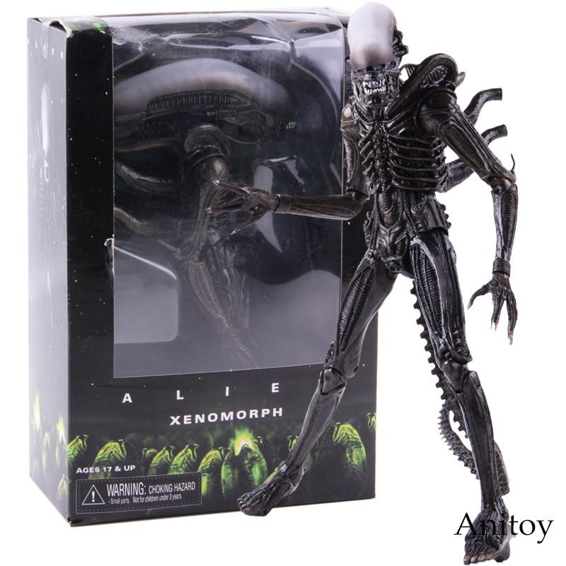 16cm Aliens Xenomorph Alien Queen Ultra Deluxe PVC Action Figur Modell