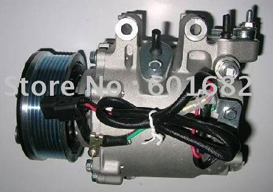 Aliexpress Com   Buy Auto Air Conditioner Compressor For Hond Crv Hs110r Year 2008 From Reliable