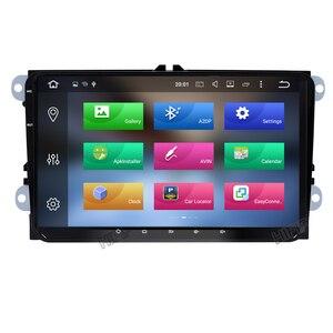 Image 3 - PX5 IPS DSP 4G אנדרואיד 10 2 דין רכב GPS נגן לאלטאה סיאט טולדו פולקסווגן גולף 5/6 פולו פאסאט B6 CC Tiguan טוראן רדיו לא DVD