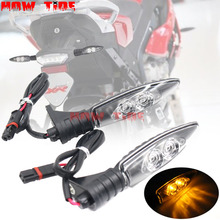LED Motorcycle Rear Turn Signal Indicator Light Taillights Case for BMW F700 F800 S1000R S1000RR R1200 GS S R HP4 F750GS F1100GS