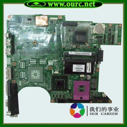 Top quality of DV6000 460899-001 for HP laptop motherboard the quality of accreditation standards for distance learning