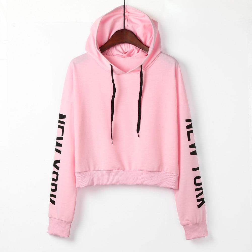 b92344f24b72 Buy cropped harajuku hoodie and get free shipping on AliExpress.com