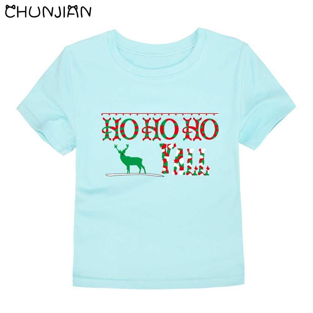 7ce37e749 2018 kids deer tee baby 100% cotton t shirt boys animal short sleeve  clothing children