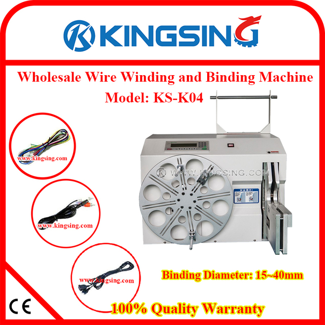 Astonishing Semi Automatic Power Cable Tie Wire Wrapping Machine Cable Binding Wiring Database Numdin4X4Andersnl