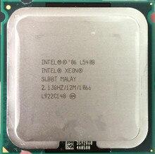 INTEL XEON L5408 SLBBT SLAP5 2.13GHz/12M/1333Mhz/CPU equal to LGA775 Core 2 Quad Q9650 CPU,works on LGA775  no need adapter