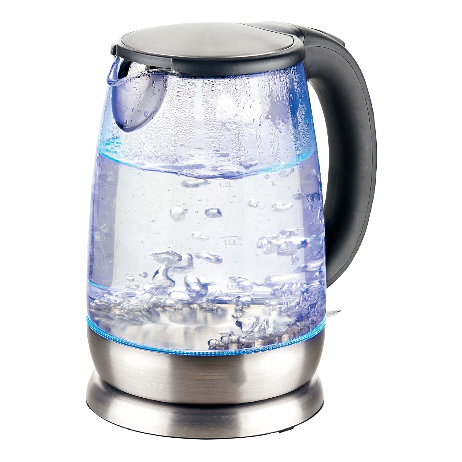 Kettle electric GEMLUX GL-EK-605G цена и фото