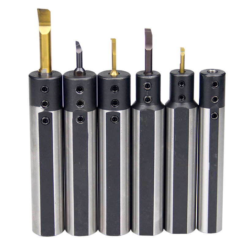 1PCS SHB12/16/20-3 4 5 6 7 8 10 12 ,Matching Fine Tungsten Steel Alloy Hole Small Diameter Fine Boring Knife Sets