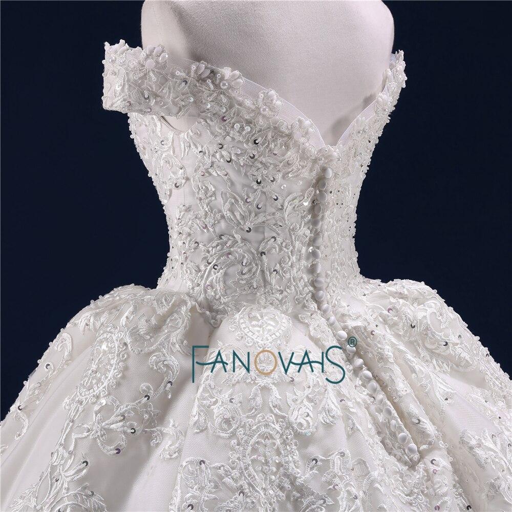 Aliexpress.com : Buy High Quality Custom Made Wedding Dresses Long ...