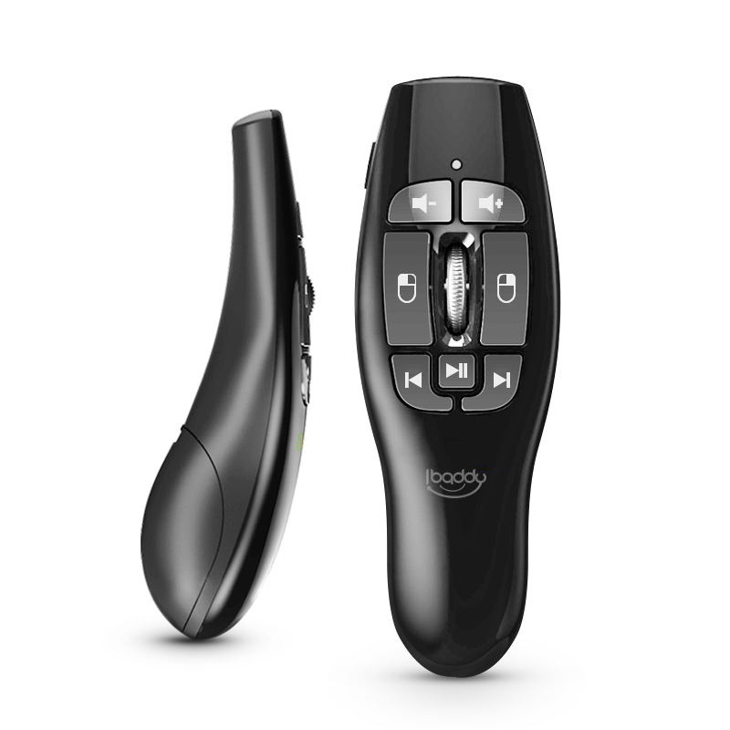 2017 new new 2.4G wireless air mouse remote control computer music flying smart TV box mouse projection room