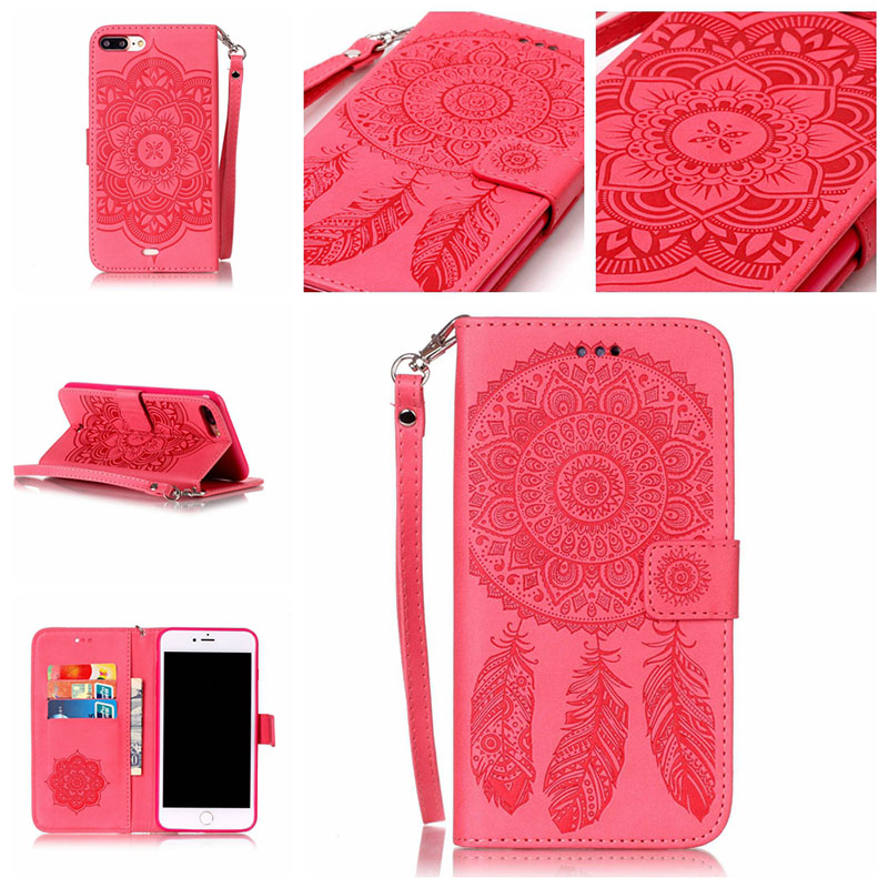 Campanula Flower Phone Case For Samsung Galaxy A3 A5 J3 J5 2016 Grand Prime G530 Book style Folio wallet Card Holder Back Cover