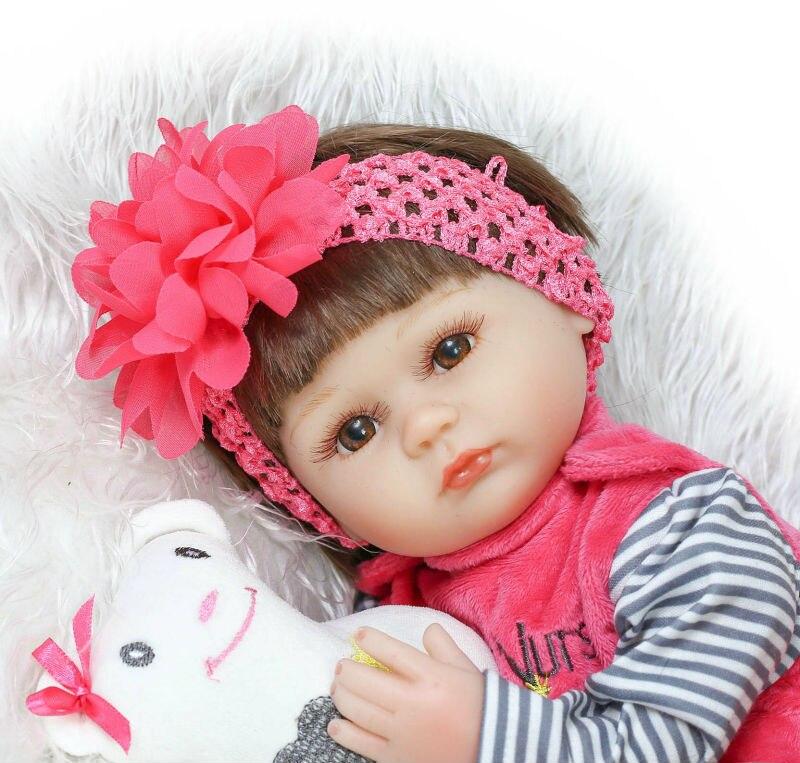 renacer bebé muñecas realista suave premmie bebé muñeca realista - Muñecas y accesorios - foto 5